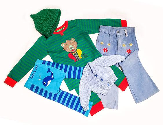 Baby and Kids Clothes at Chorlton Art Market