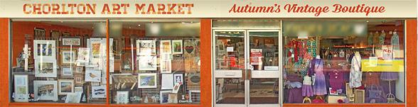 Chorlton Art Market Shopfront