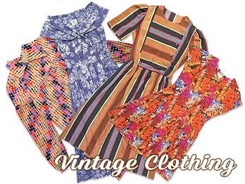 Vintage Clothing at Chorlton Art Market